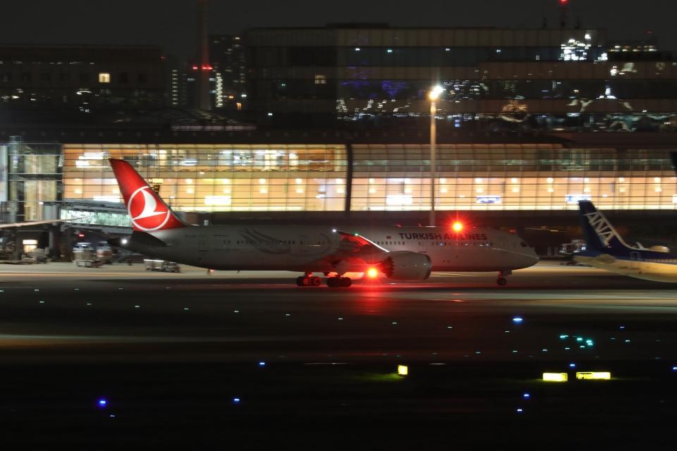 OS52さんのターキッシュ・エアラインズ Boeing 787-9 (TC-LLH) 航空フォト