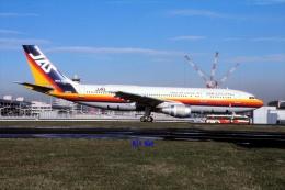 キットカットさんが、羽田空港で撮影した日本エアシステム A300B2K-3Cの航空フォト(飛行機 写真・画像)