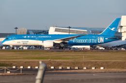 KoshiTomoさんが、成田国際空港で撮影した厦門航空 787-9の航空フォト(飛行機 写真・画像)