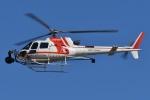 ブルーさんさんが、名古屋飛行場で撮影した朝日航洋 AS350B3 Ecureuilの航空フォト(飛行機 写真・画像)