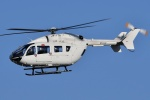 ブルーさんさんが、名古屋飛行場で撮影した川崎重工業 BK117C-2の航空フォト(飛行機 写真・画像)