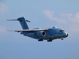 yutopさんが、米子空港で撮影した航空自衛隊 XC-2の航空フォト(飛行機 写真・画像)