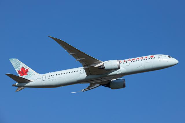 航空フォト:C-FGEO エア・カナダ 787-9