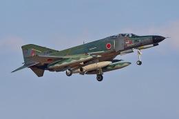 はるかのパパさんが、茨城空港で撮影した航空自衛隊 RF-4EJ Phantom IIの航空フォト(飛行機 写真・画像)