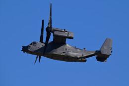 はるかのパパさんが、横田基地で撮影したアメリカ空軍 CV-22Bの航空フォト(飛行機 写真・画像)