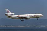 Gambardierさんが、関西国際空港で撮影したジャパンエアチャーター DC-10-40の航空フォト(飛行機 写真・画像)