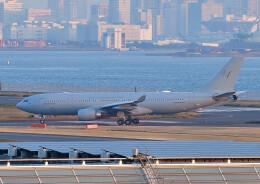 じーく。さんが、羽田空港で撮影したオーストラリア空軍 KC-30A(A330-203MRTT)の航空フォト(飛行機 写真・画像)