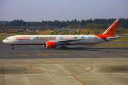 VICTER8929さんが、成田国際空港で撮影したエア・インディア 777-337/ERの航空フォト(飛行機 写真・画像)