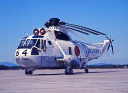 Y.Todaさんが、茨城空港で撮影した海上自衛隊 HSS-2A Sea Kingの航空フォト(飛行機 写真・画像)