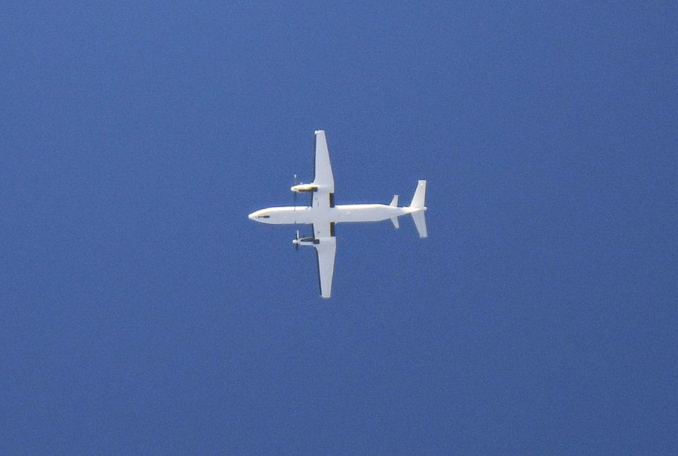 tamtam3839さんのアメリカ空軍 Beechcraft 1900 (86-0082) 航空フォト