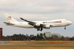 たみぃさんが、成田国際空港で撮影したスカイ・リース・カーゴ 747-428F/ER/SCDの航空フォト(飛行機 写真・画像)