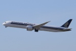 Timothyさんが、成田国際空港で撮影したシンガポール航空 787-10の航空フォト(飛行機 写真・画像)