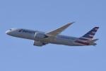 Timothyさんが、成田国際空港で撮影したアメリカン航空 787-8 Dreamlinerの航空フォト(飛行機 写真・画像)