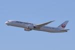 Timothyさんが、成田国際空港で撮影した日本航空 787-9の航空フォト(飛行機 写真・画像)