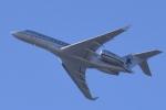 Timothyさんが、成田国際空港で撮影したビスタジェット BD-700-1A10 Global 6000の航空フォト(飛行機 写真・画像)