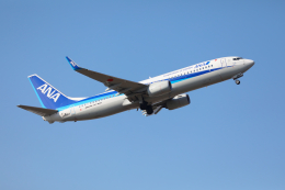 express999さんが、高松空港で撮影した全日空 737-8ALの航空フォト(飛行機 写真・画像)