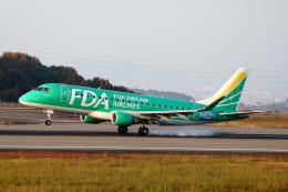 express999さんが、高松空港で撮影したフジドリームエアラインズ ERJ-170-200 (ERJ-175STD)の航空フォト(飛行機 写真・画像)