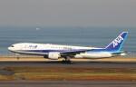 ハム太郎。さんが、羽田空港で撮影した全日空 777-281/ERの航空フォト(飛行機 写真・画像)