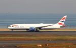 ハム太郎。さんが、羽田空港で撮影したブリティッシュ・エアウェイズ 787-9の航空フォト(飛行機 写真・画像)