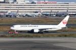 ハム太郎。さんが、羽田空港で撮影した日本航空 767-346の航空フォト(飛行機 写真・画像)