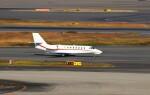 ハム太郎。さんが、羽田空港で撮影した朝日航洋 680 Citation Sovereignの航空フォト(飛行機 写真・画像)