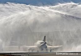 わかすぎさんが、小松空港で撮影した航空自衛隊 F-4EJ Kai Phantom IIの航空フォト(飛行機 写真・画像)