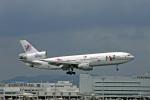 Gambardierさんが、福岡空港で撮影したジャパンエアチャーター DC-10-40Iの航空フォト(飛行機 写真・画像)
