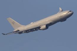 多摩川崎2Kさんが、羽田空港で撮影したオーストラリア空軍 KC-30A(A330-203MRTT)の航空フォト(飛行機 写真・画像)
