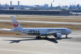 ゆう.さんが、羽田空港で撮影した日本航空 777-289の航空フォト(飛行機 写真・画像)