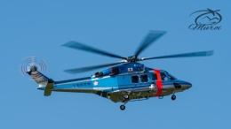 Muroiさんが、成田国際空港で撮影した千葉県警察 AW139の航空フォト(飛行機 写真・画像)