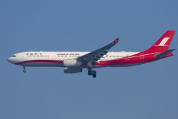 mameshibaさんが、羽田空港で撮影した上海航空 A330-343Xの航空フォト(飛行機 写真・画像)