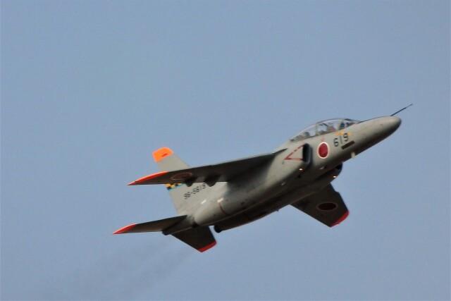 レドームさんが、浜松基地で撮影した航空自衛隊 T-4の航空フォト(飛行機 写真・画像)
