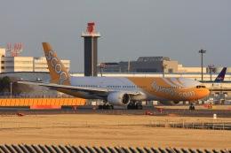 ゆう.さんが、成田国際空港で撮影したスクート (〜2017) 777-212/ERの航空フォト(飛行機 写真・画像)
