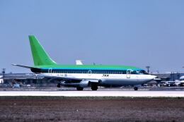 パール大山さんが、マイアミ国際空港で撮影したタン・ホンジュラス 737-248の航空フォト(飛行機 写真・画像)