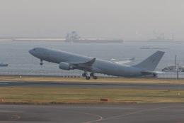 abeam checkさんが、羽田空港で撮影したオーストラリア空軍 KC-30A(A330-203MRTT)の航空フォト(飛行機 写真・画像)