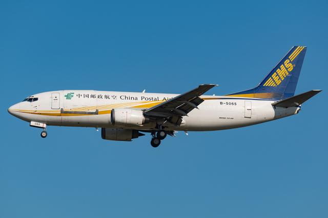 航空フォト:B-5065 中国郵政航空 737-300