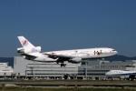 Gambardierさんが、福岡空港で撮影したジャパンエアチャーター DC-10-40の航空フォト(飛行機 写真・画像)