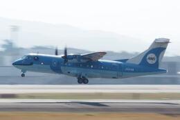 ワイエスさんが、熊本空港で撮影した天草エアライン ATR-42-600の航空フォト(飛行機 写真・画像)