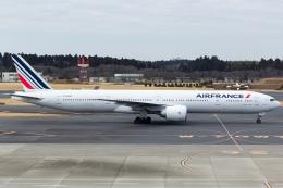 KoshiTomoさんが、成田国際空港で撮影したエールフランス航空 777-328/ERの航空フォト(飛行機 写真・画像)