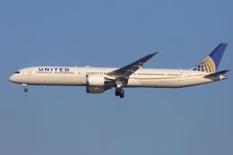 mameshibaさんが、羽田空港で撮影したユナイテッド航空 787-10の航空フォト(飛行機 写真・画像)