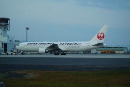 FRTさんが、出雲空港で撮影した日本航空 767-346/ERの航空フォト(飛行機 写真・画像)