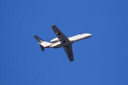 khideさんが、伊丹空港で撮影した国土交通省 航空局 525C Citation CJ4の航空フォト(飛行機 写真・画像)