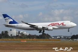 成田国際空港 - Narita International Airport [NRT/RJAA]で撮影されたアストラル・アヴィエーション - Astral Aviation [ACP]の航空機写真