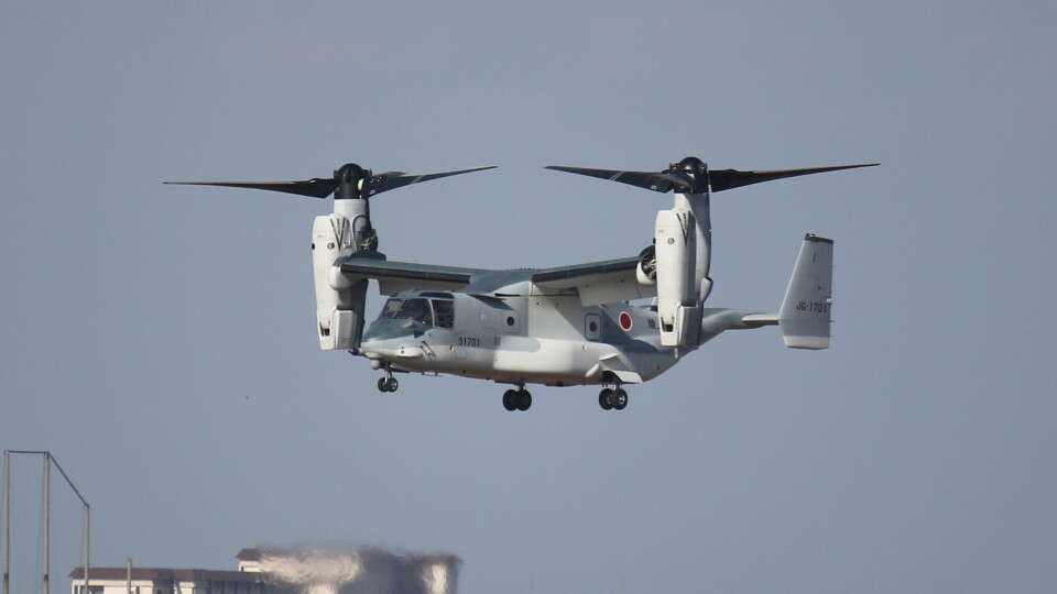 redbull_23さんの陸上自衛隊 Bell Boeing V-22 (91701) 航空フォト