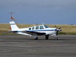 frankさんが、新石垣空港で撮影した日本個人所有 A36 Bonanza 36の航空フォト(飛行機 写真・画像)
