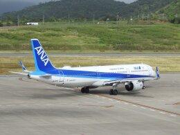 frankさんが、新石垣空港で撮影した全日空 A321-272Nの航空フォト(飛行機 写真・画像)