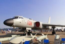 TAOTAOさんが、珠海金湾空港で撮影した中国人民解放軍 海軍 H-6の航空フォト(飛行機 写真・画像)
