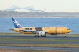 ceskykrumlovさんが、羽田空港で撮影した全日空 777-281/ERの航空フォト(飛行機 写真・画像)