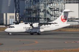 キイロイトリさんが、伊丹空港で撮影した日本エアコミューター ATR-42-600の航空フォト(飛行機 写真・画像)