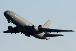 Hariboさんが、三沢飛行場で撮影したアメリカ空軍 KC-10A Extender (DC-10-30CF)の航空フォト(飛行機 写真・画像)